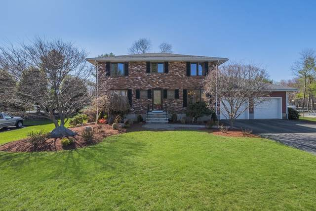 60 Cherry Ln, Braintree, MA 02184 (MLS #72814407) :: Dot Collection at Access