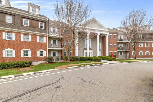 50 Freedom Hollow #301, Salem, MA 01970 (MLS #72814433) :: EXIT Cape Realty