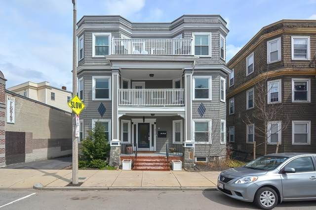 472 Talbot Ave #2, Boston, MA 02124 (MLS #72814435) :: Dot Collection at Access