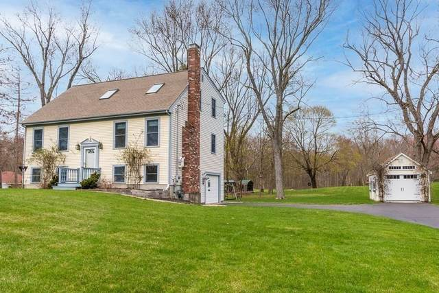 639 Old Post Road, North Attleboro, MA 02760 (MLS #72814436) :: Dot Collection at Access