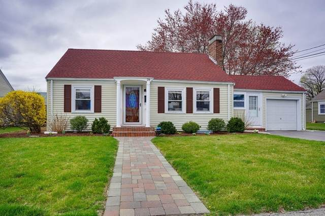 28 Allen Road, Waltham, MA 02453 (MLS #72814437) :: Dot Collection at Access