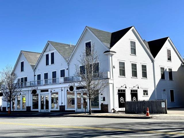 1110 Great Plain Ave #2, Needham, MA 02492 (MLS #72814438) :: Dot Collection at Access