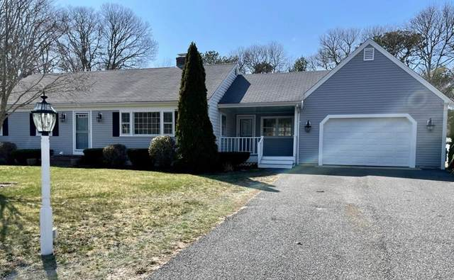 357 Old Strawberry Hill Rd, Barnstable, MA 02601 (MLS #72814441) :: Dot Collection at Access