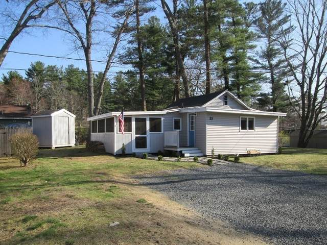 25 Ferndale Ave., Pembroke, MA 02359 (MLS #72814443) :: Dot Collection at Access