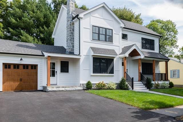 100 Gerald Road, Milton, MA 02186 (MLS #72814444) :: Dot Collection at Access