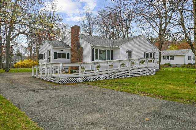 491 Oak Hill Rd, Fitchburg, MA 01420 (MLS #72814450) :: Dot Collection at Access