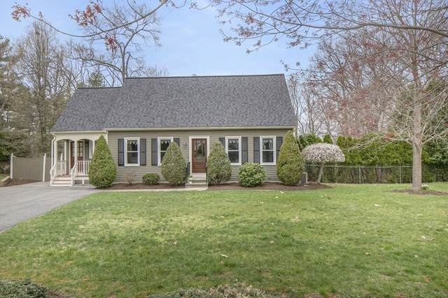 12 Wisteria Way, Canton, MA 02021 (MLS #72814458) :: Dot Collection at Access