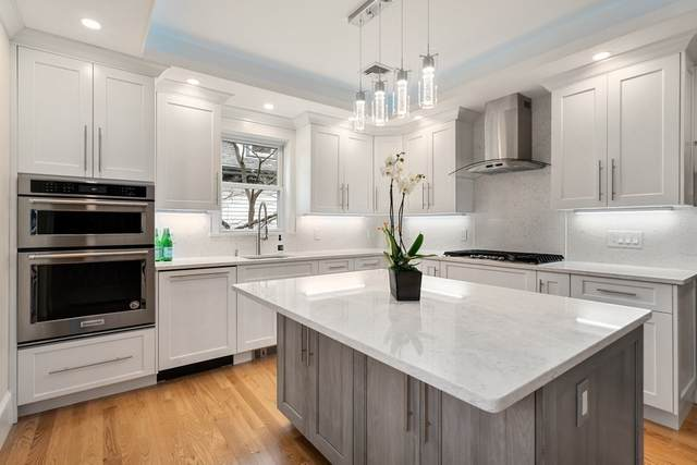 88 Coolidge #2, Brookline, MA 02446 (MLS #72814480) :: Dot Collection at Access