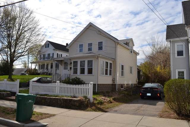 22 Chapel St, Norwood, MA 02062 (MLS #72814482) :: Dot Collection at Access