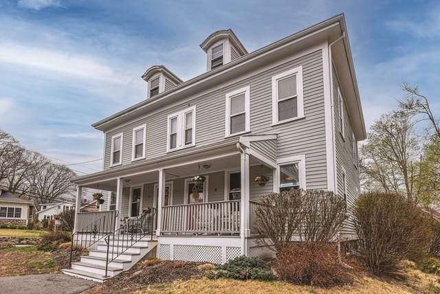 8 Cedar St #8, Dedham, MA 02026 (MLS #72814486) :: Dot Collection at Access