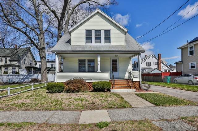 26 Wilfred St., Lynn, MA 01905 (MLS #72814501) :: EXIT Realty