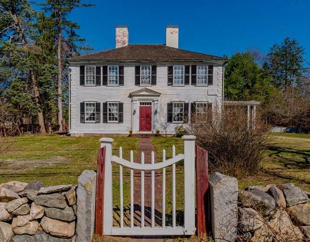 231 Concord Rd, Bedford, MA 01730 (MLS #72814556) :: Boylston Realty Group