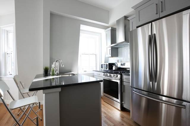 20 George 2R, Somerville, MA 02145 (MLS #72814560) :: Revolution Realty