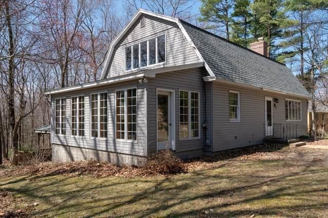 91 W Pelham Rd, Shutesbury, MA 01072 (MLS #72814569) :: Boston Area Home Click