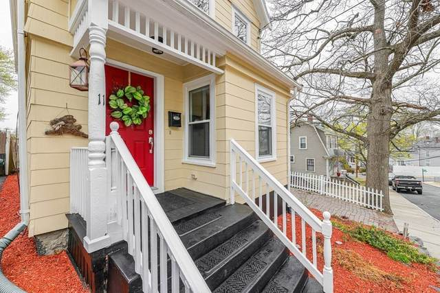 11 Mount Pleasant St, Boston, MA 02136 (MLS #72814583) :: EXIT Cape Realty