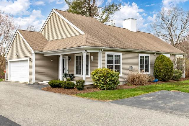27 Dunbar Dr, Easton, MA 02356 (MLS #72814609) :: Team Roso-RE/MAX Vantage