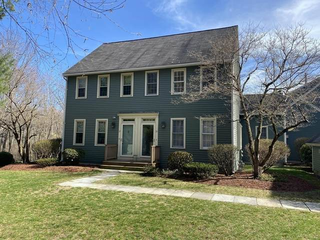 39 Old Laxfield Rd #39, Shrewsbury, MA 01545 (MLS #72814618) :: The Duffy Home Selling Team
