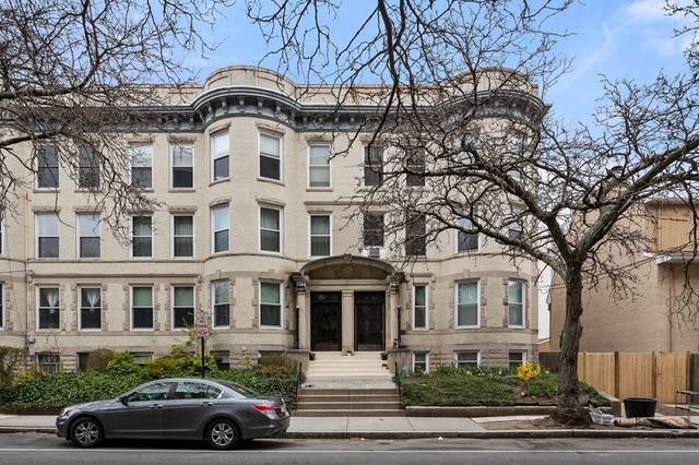 93 Centre St #3, Brookline, MA 02446 (MLS #72814661) :: Conway Cityside