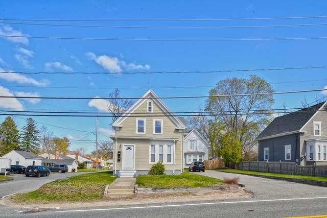 112 Summer Street, Brockton, MA 02302 (MLS #72814699) :: Westcott Properties