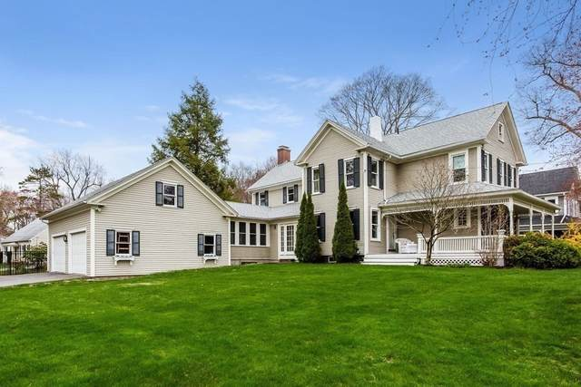 80 Mill Road, Longmeadow, MA 01106 (MLS #72814722) :: NRG Real Estate Services, Inc.