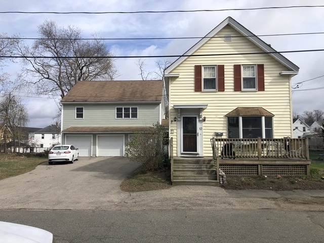 10-12 South Charles St, Haverhill, MA 01835 (MLS #72814733) :: Team Roso-RE/MAX Vantage
