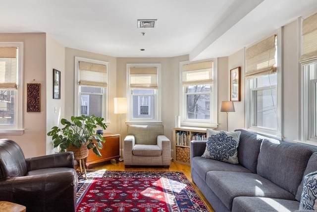 7-9 Acadia St Ph #3, Boston, MA 02127 (MLS #72814785) :: Westcott Properties
