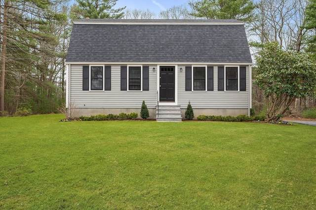 98 Winslow Drive, Hanson, MA 02341 (MLS #72814795) :: DNA Realty Group