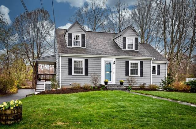 37 Speen Street, Natick, MA 01760 (MLS #72814812) :: Westcott Properties