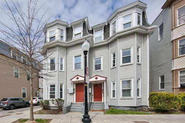 373 Western Ave #2, Cambridge, MA 02139 (MLS #72814816) :: EXIT Cape Realty