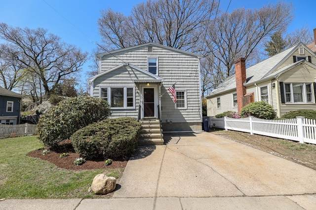 2507 Centre, Boston, MA 02132 (MLS #72814824) :: Conway Cityside
