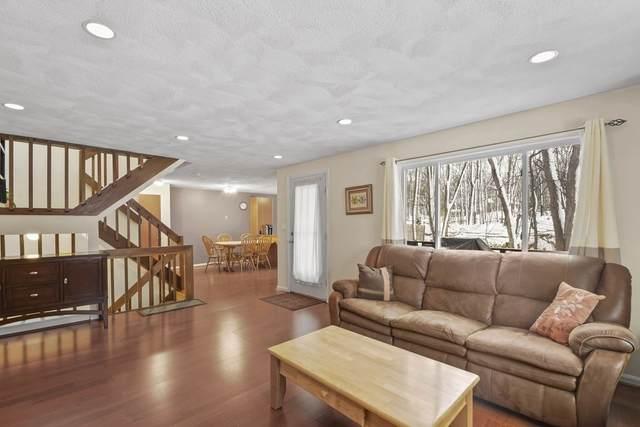 122 Leland Farm Rd #122, Ashland, MA 01721 (MLS #72814825) :: Cameron Prestige