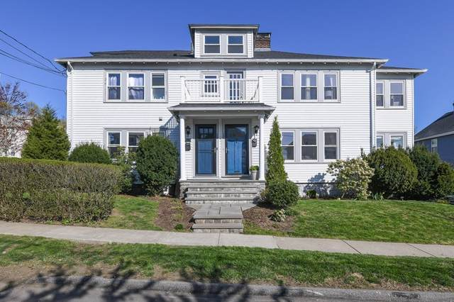 27 Fuller Road #27, Watertown, MA 02472 (MLS #72814830) :: Conway Cityside
