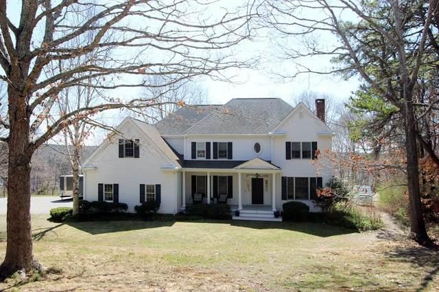 6 School House, Bourne, MA 02562 (MLS #72814863) :: Cameron Prestige