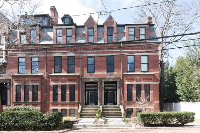 65 Sparks, Cambridge, MA 02138 (MLS #72814865) :: EXIT Cape Realty