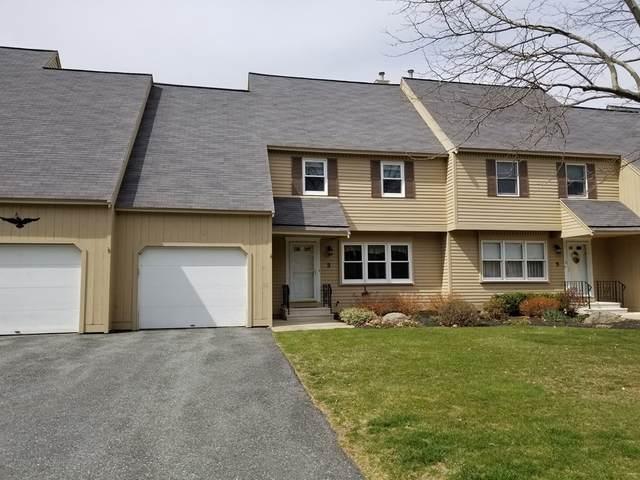 3 Thistle Lane #3, Worcester, MA 01602 (MLS #72814872) :: Cameron Prestige
