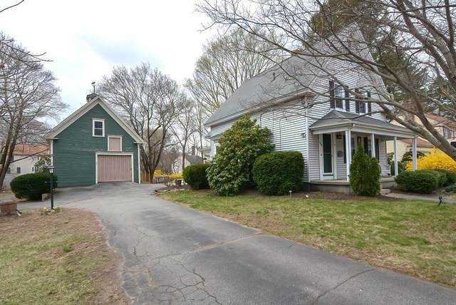 358 Central St, Mansfield, MA 02048 (MLS #72814879) :: The Seyboth Team