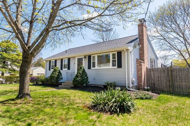 8 Munroe Drive, Plainville, MA 02762 (MLS #72814881) :: The Seyboth Team