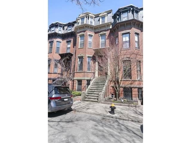 23 Braddock Park #2, Boston, MA 02116 (MLS #72814908) :: Cameron Prestige
