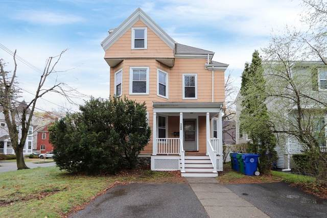 133 Eliot Ave, Newton, MA 02465 (MLS #72814912) :: DNA Realty Group