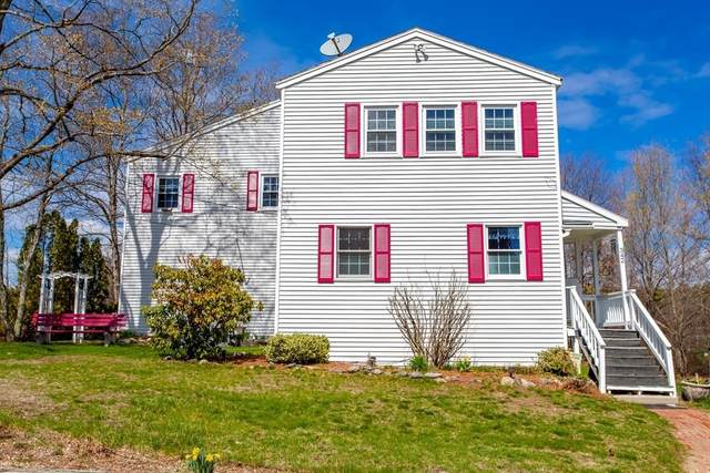 342 Townsend Rd., Groton, MA 01450 (MLS #72814929) :: EXIT Realty