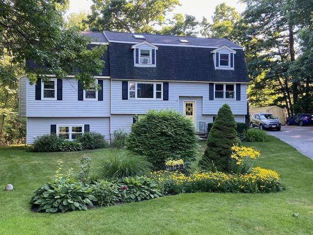 39 Sandy Lane, Tewksbury, MA 01876 (MLS #72814942) :: The Seyboth Team