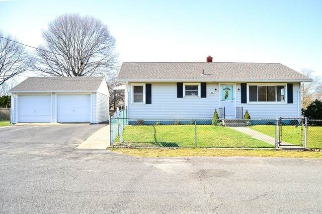 27 Fairfield St, Acushnet, MA 02743 (MLS #72814944) :: The Seyboth Team