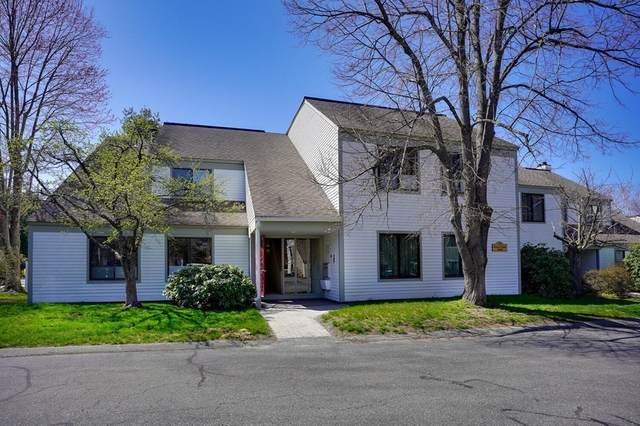 28 Concord Greene #3, Concord, MA 01742 (MLS #72814946) :: Cameron Prestige