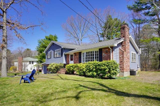 3 Cypress Street, Medfield, MA 02052 (MLS #72814947) :: The Seyboth Team