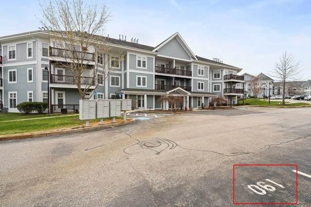 501 Commerce Drive #3311, Braintree, MA 02184 (MLS #72814971) :: Cameron Prestige