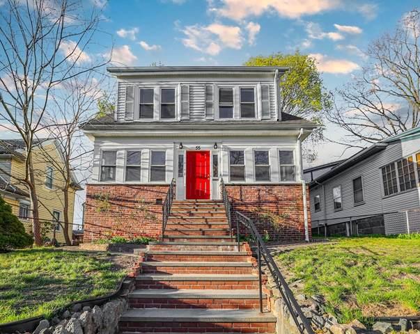 55 Penfield St, Boston, MA 02131 (MLS #72814979) :: Westcott Properties