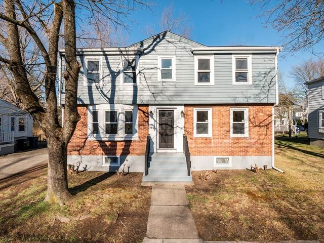 25 Paragon Rd #2, Boston, MA 02132 (MLS #72814994) :: Conway Cityside