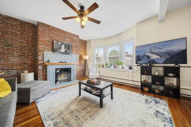 8 Humboldt Ave #2, Boston, MA 02119 (MLS #72814999) :: Conway Cityside