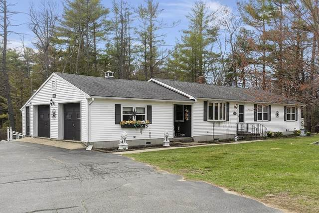 21 Hamlet Mill Rd, Templeton, MA 01436 (MLS #72815018) :: Team Roso-RE/MAX Vantage