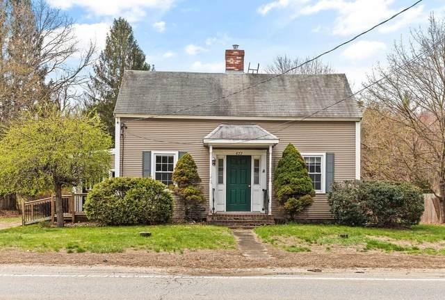 577 Main St, Groton, MA 01450 (MLS #72815036) :: EXIT Realty